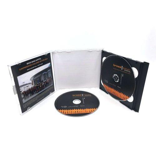 duplicazione cd audio esempio
